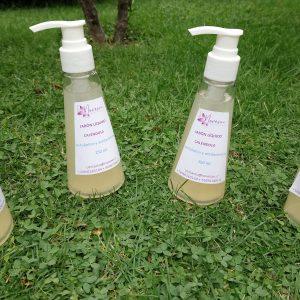 Jabón líquido uso diario: Antiséptico y antibacteriano