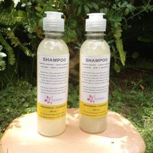 Shampoo cabello normal: Manzanilla – caléndula