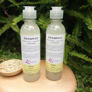 Shampoo cabello seco: Avena
