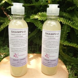 Shampoo cabello normal: Quillay –  lavanda